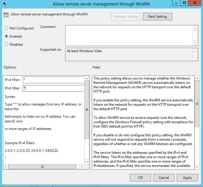 Centralized Windows Event Logging with Citrix XenDesktop Non