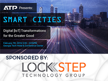 Premier ATP Smart Cities Event Features High Caliber Speakers and Thought-Provoking Discussion
