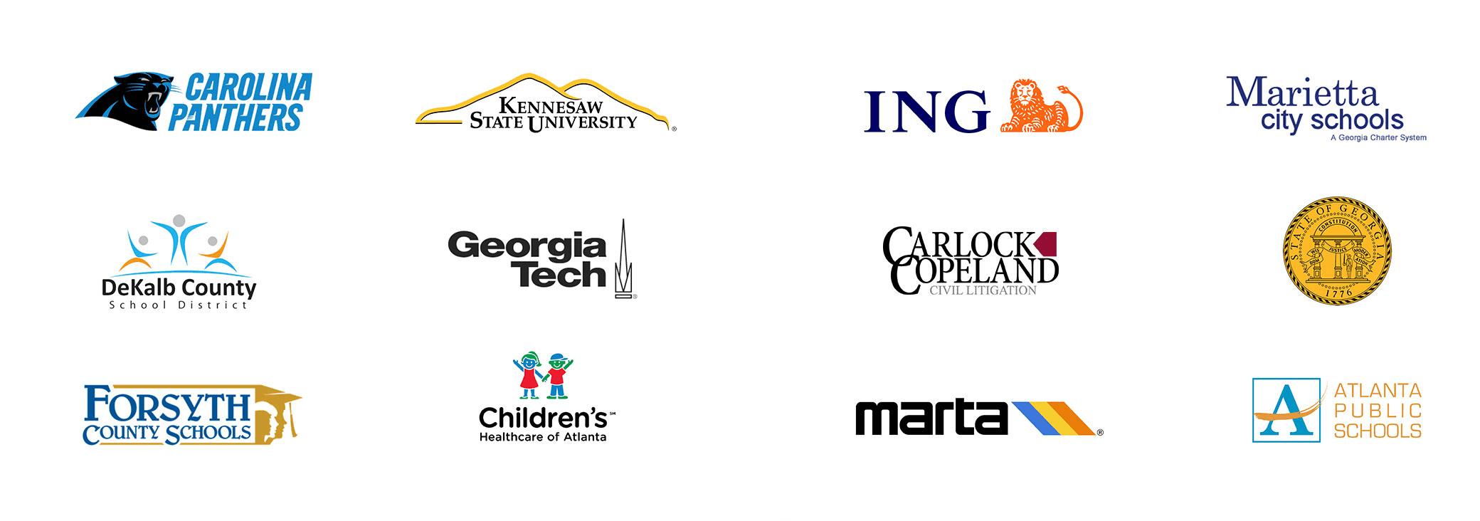 Lockstep client logos