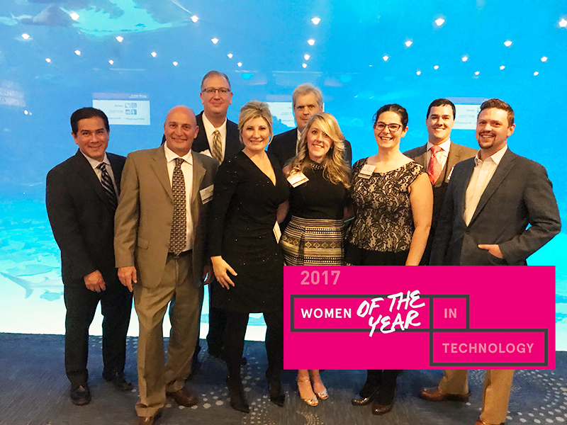 Lockstep Celebrates Women in Technology at the 2017 WIT Women of the Year Awards